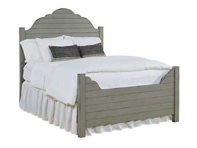 MAGHOME Queen Plank Bed PKG-407010Q