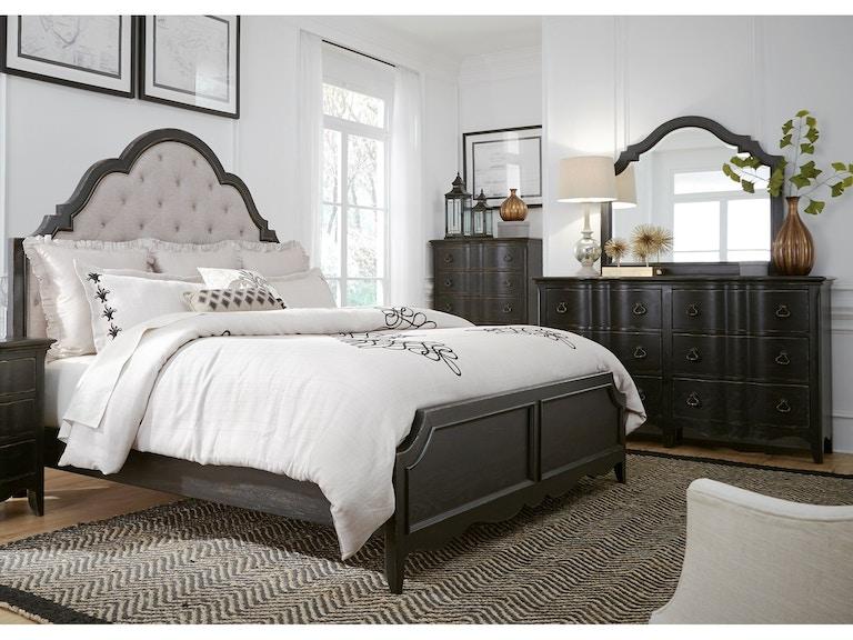 Liberty Furniture Bedroom King Bed Set | King Bed, Dresser, Mirror ...