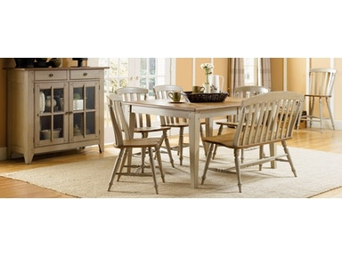 Liberty Table & 4 Chairs PKG-541