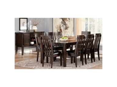 Ashley Table & 4 Chairs PKG-5965