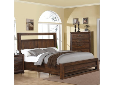 RIVERSID-C King Bed PKG-7586K
