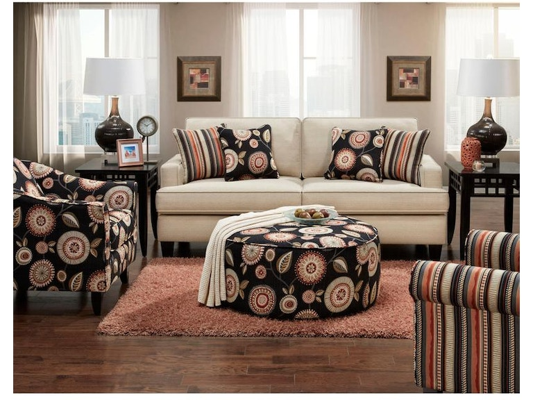 Awe Inspiring Accent Chair And Ottoman Gmtry Best Dining Table And Chair Ideas Images Gmtryco