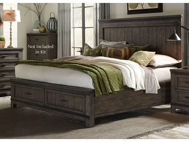 Liberty King Bed PKG-759K