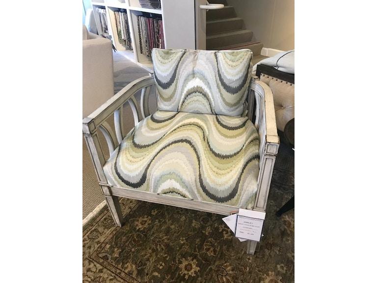 Clearance Bernhardt Living Room Ansley Chair B8003