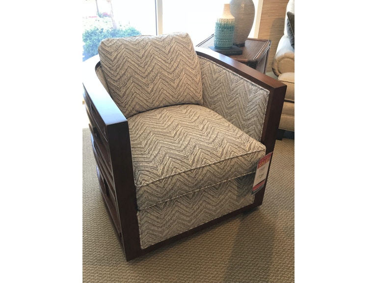 Living Room Lexington Upholstery Semerang Swivel Chair 1763-11SW