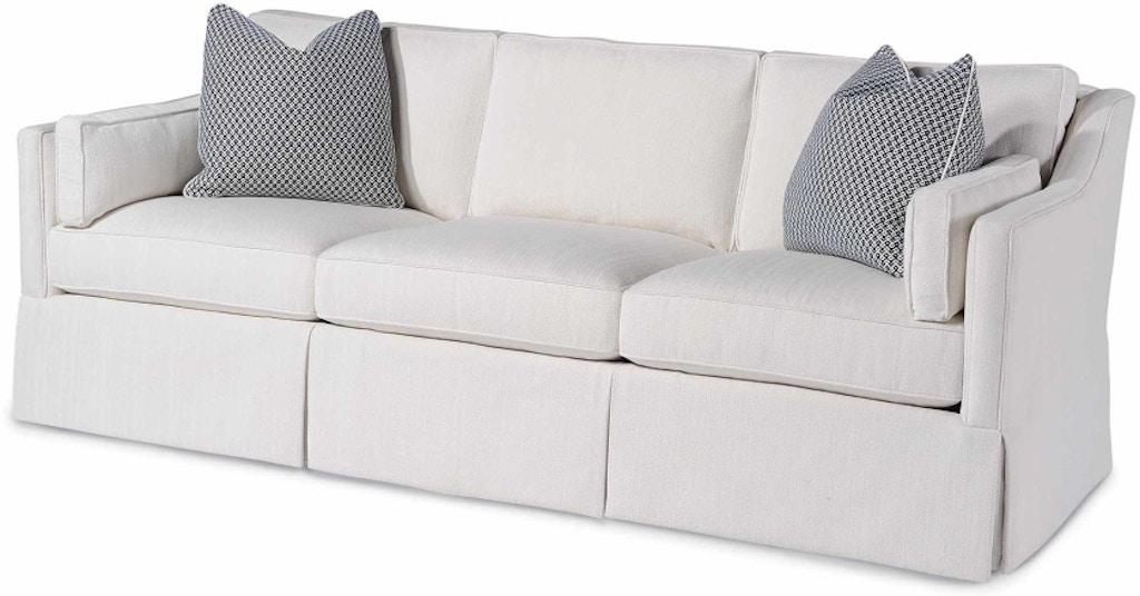 Weber Sofa In Juncture Ivory Wclu3015