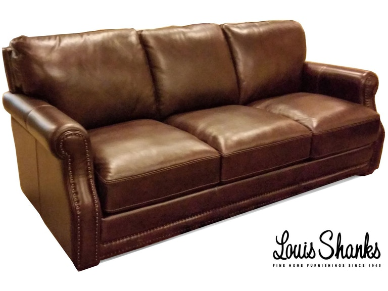 Flexsteel Chandler Leather Sofa 1365 31