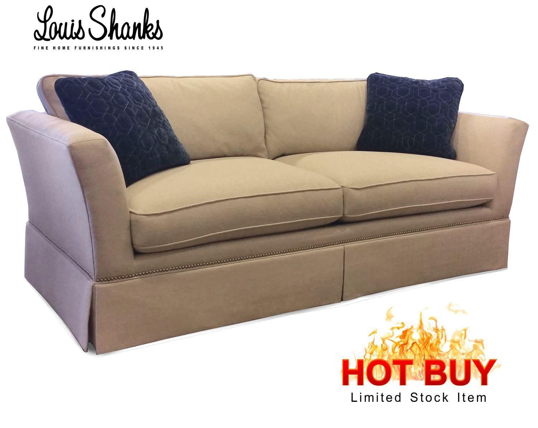 Superbe Sherrill Furniture Clarksburg Sofa 3143 3 HB