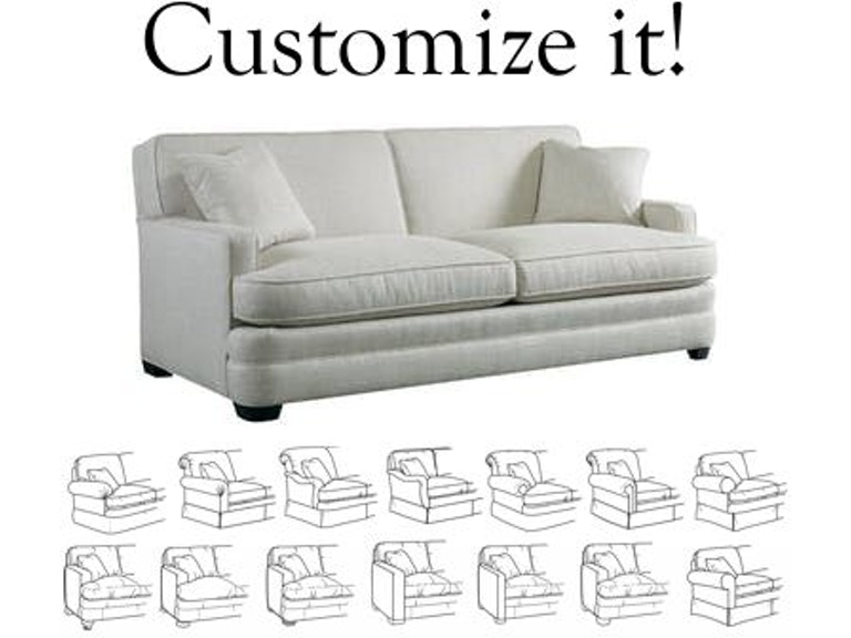 Sherrill Furniture Design Your Own Sofa 9600