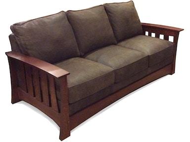 Comfort Design Leather Highlands Sofa