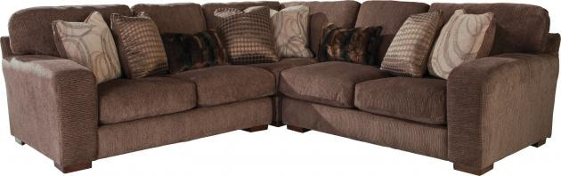 Jackson Furniture Living Room 4 PIECE SECTIONAL : jackson furniture sectional - Sectionals, Sofas & Couches