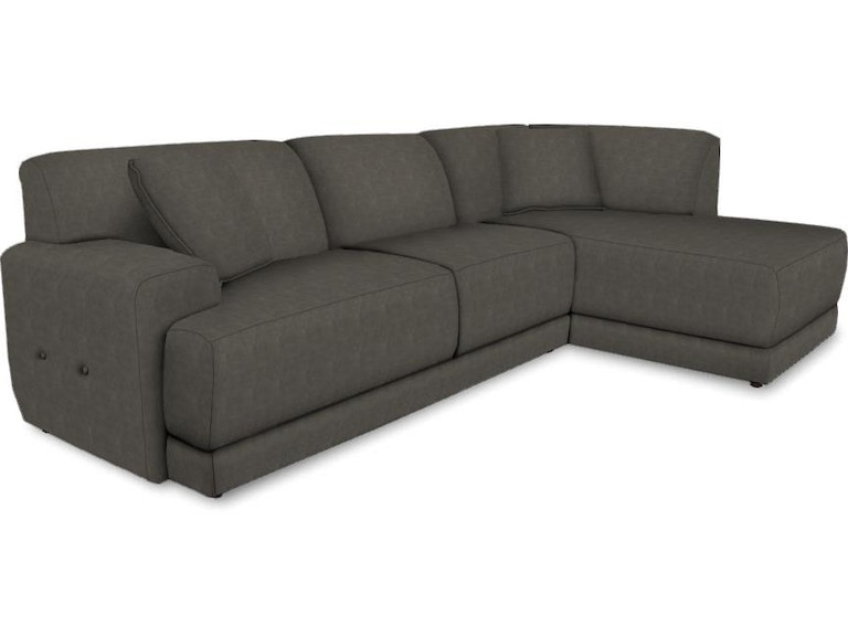 Fabulous 2 Piece Sectional 2880 23 Raf Sofa And 2880 06 Laf Chaise Alphanode Cool Chair Designs And Ideas Alphanodeonline