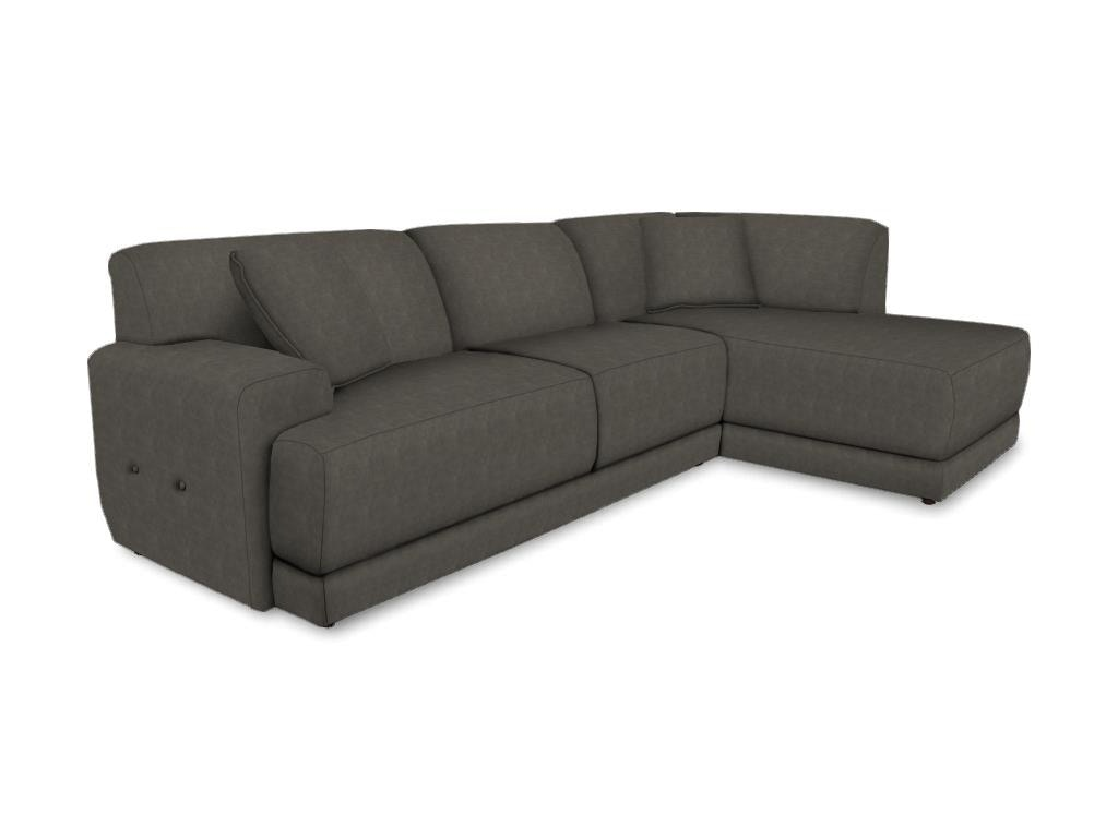 England 2 PIECE SECTIONAL 2880 23 RAF SOFA AND 2880 06 LAF CHAISE 2880