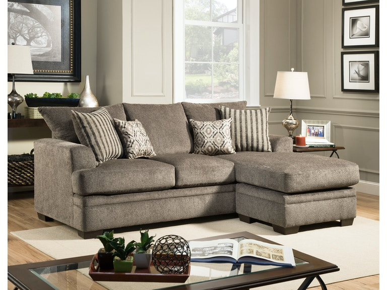 American Furniture Living Room Sofa Chaise 3657 4214 Feceras