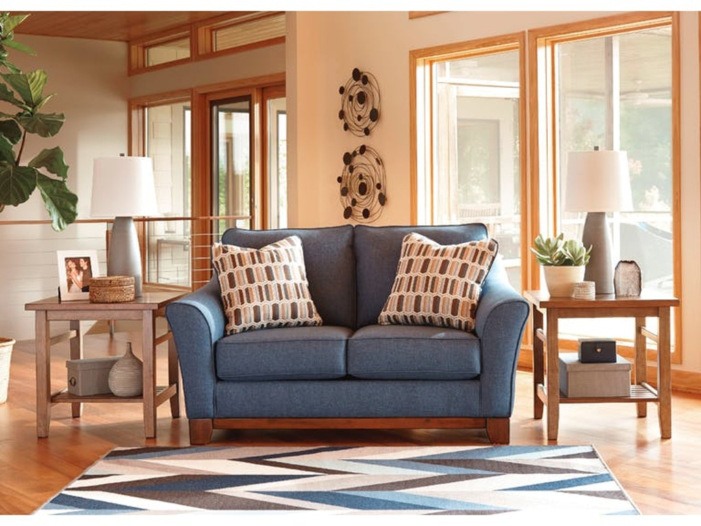 living room showroom. Signature Design by Ashley 5 Piece living room set 43807 piece  roomFABRICS FINISHES