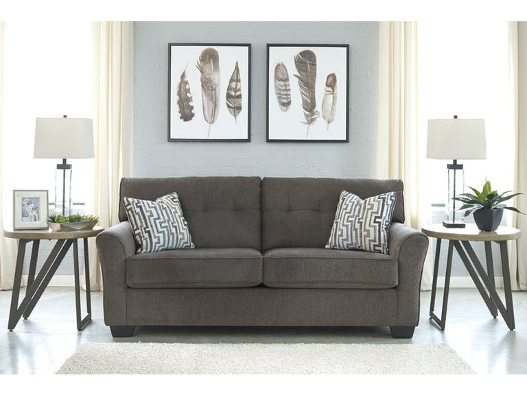 Signature Design by Ashley 73901 7 piece living roomFABRICS/FINISHES/PIECES SHOWN IN PHOTOGRAPHY  sc 1 st  Fecera\u0027s Furniture & Signature Design by Ashley 73901 7 piece living room - Feceras ...