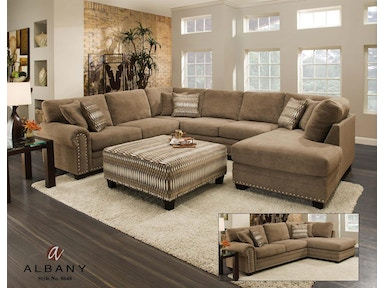 Albany Living Room 3 PIECE SECTIONAL