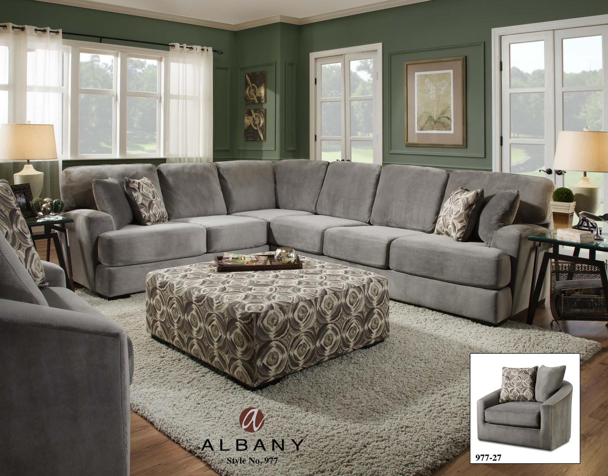 Albany Living Room SWIVEL CHAIR 977 27 At Feceras Furniture U0026 Mattress
