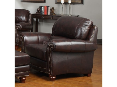 Leather Italia Living Room CHAIR