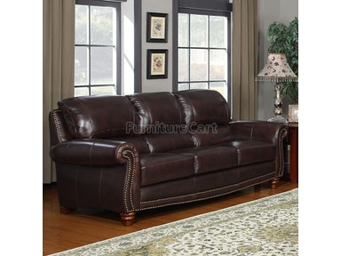 Leather Italia Living Room SOFA
