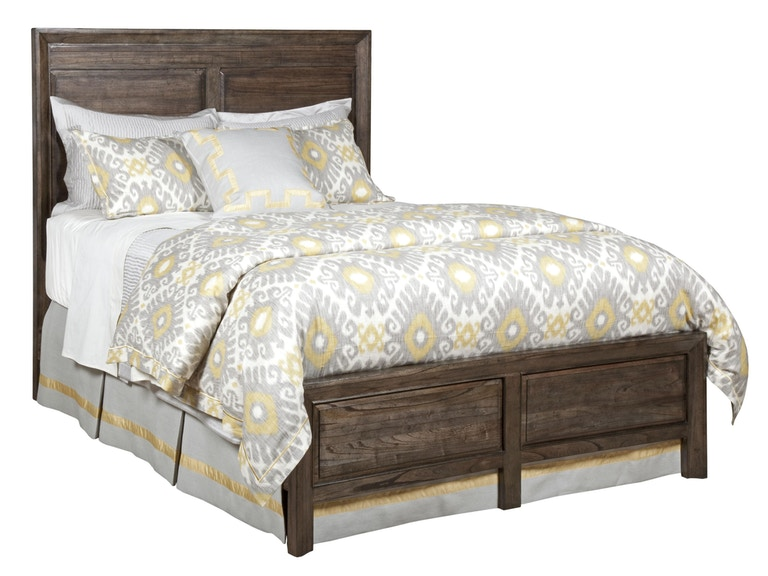 Bedroom kincaid furniture queen panel bed a84130f h 305 for Furniture in beaumont tx