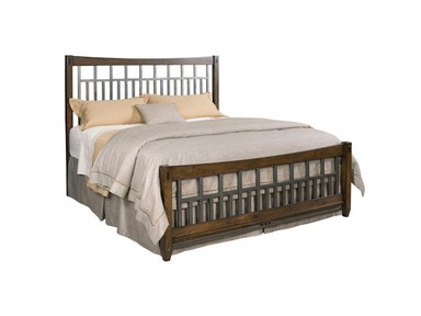 Kincaid Furniture Kincaid Furniture Queen Bed Including Headboard, Footboard, and Rails A74130F/H/300