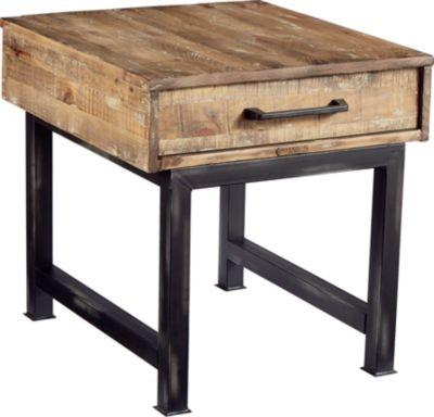Pier U0026 Beam End Table