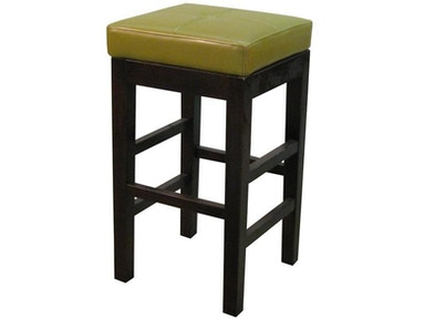 New Pacific Direct Wasabi Leather Counter Height stool 247622