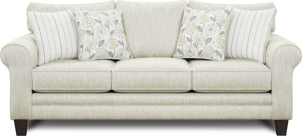 Fusion Sofa With Pillows 930340