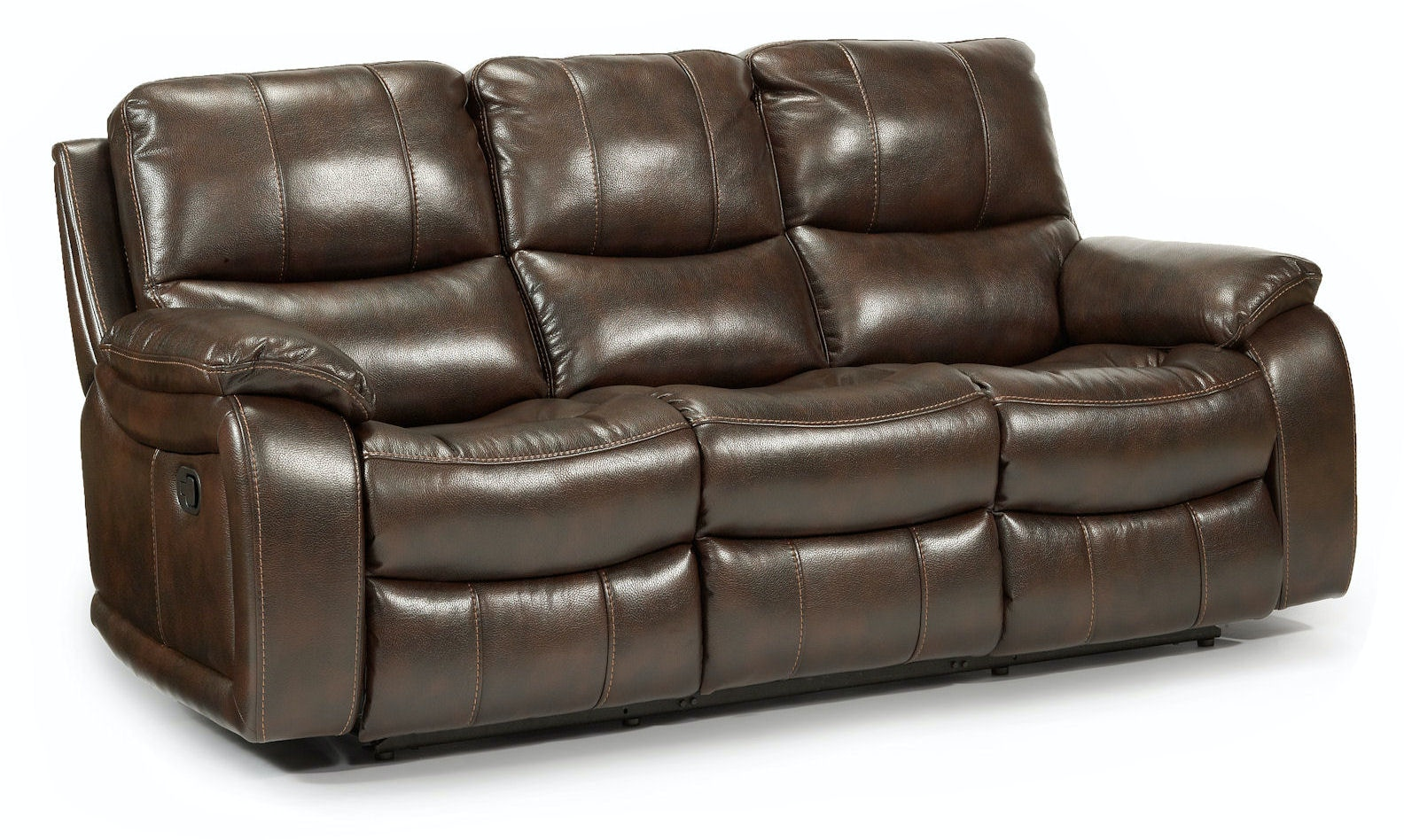 Flexsteel Woodstock Power Reclining Sofa 251141