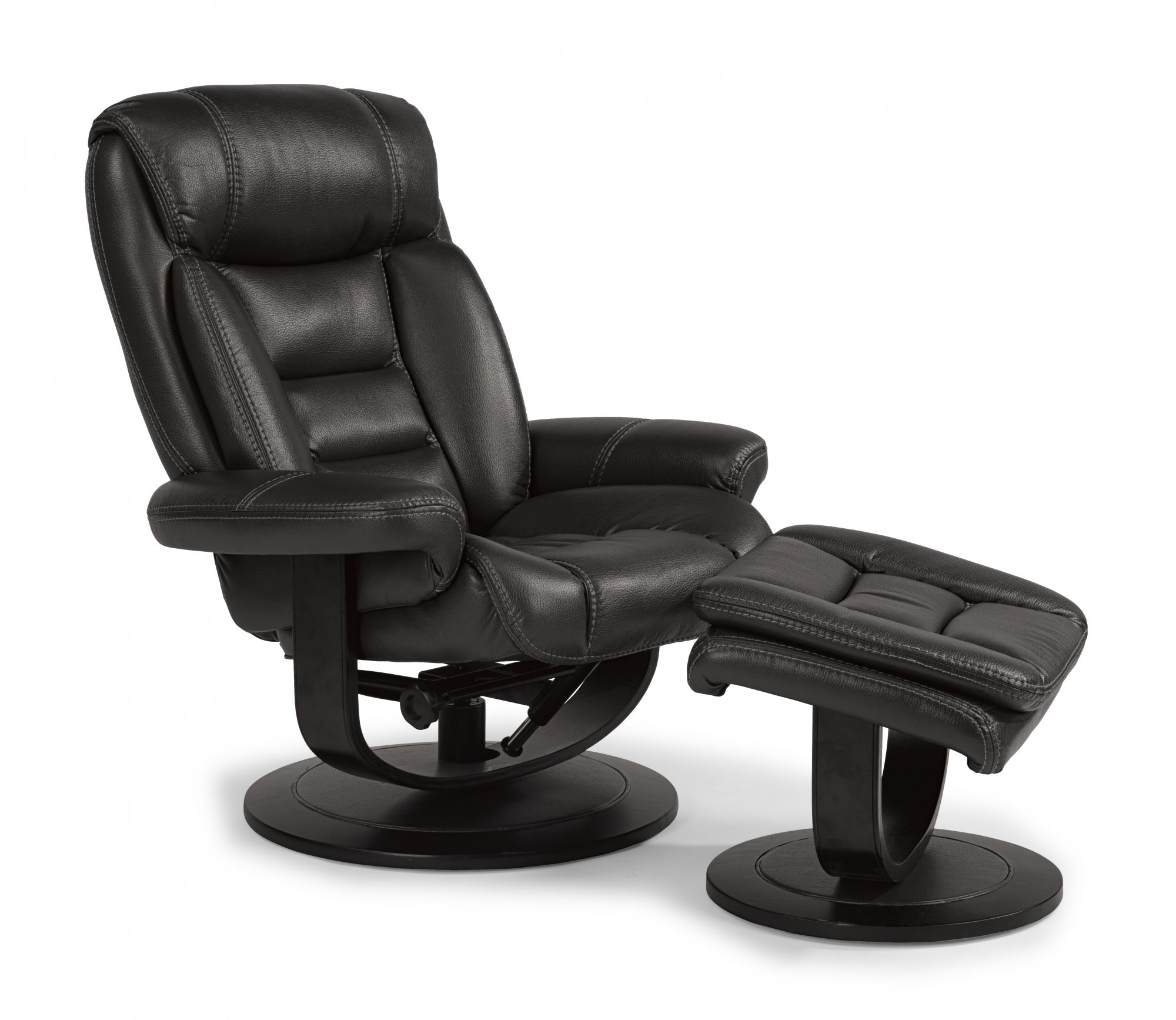 Flexsteel Recliner Chair And Ottoman 456860