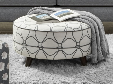Pleasant Fusion Ottomans Talsma Furniture Hudsonville Holland Gmtry Best Dining Table And Chair Ideas Images Gmtryco