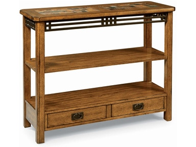Peters-Revington American Craftsman Condo Size Console Table 563629
