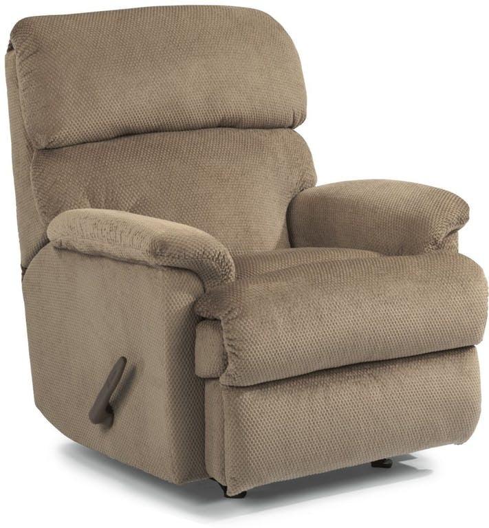 Flexsteel Living Room Rocker Recliner 347355 At Talsma Furniture