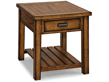 Peters-Revington Highlands Drawer End Table 695041
