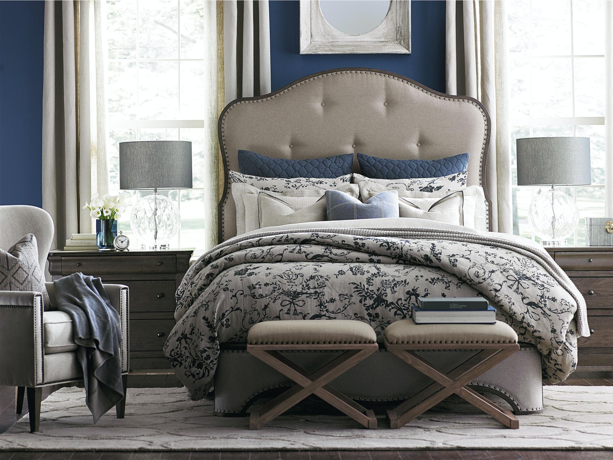 Beau Bassett Provence King Bed 2779 King