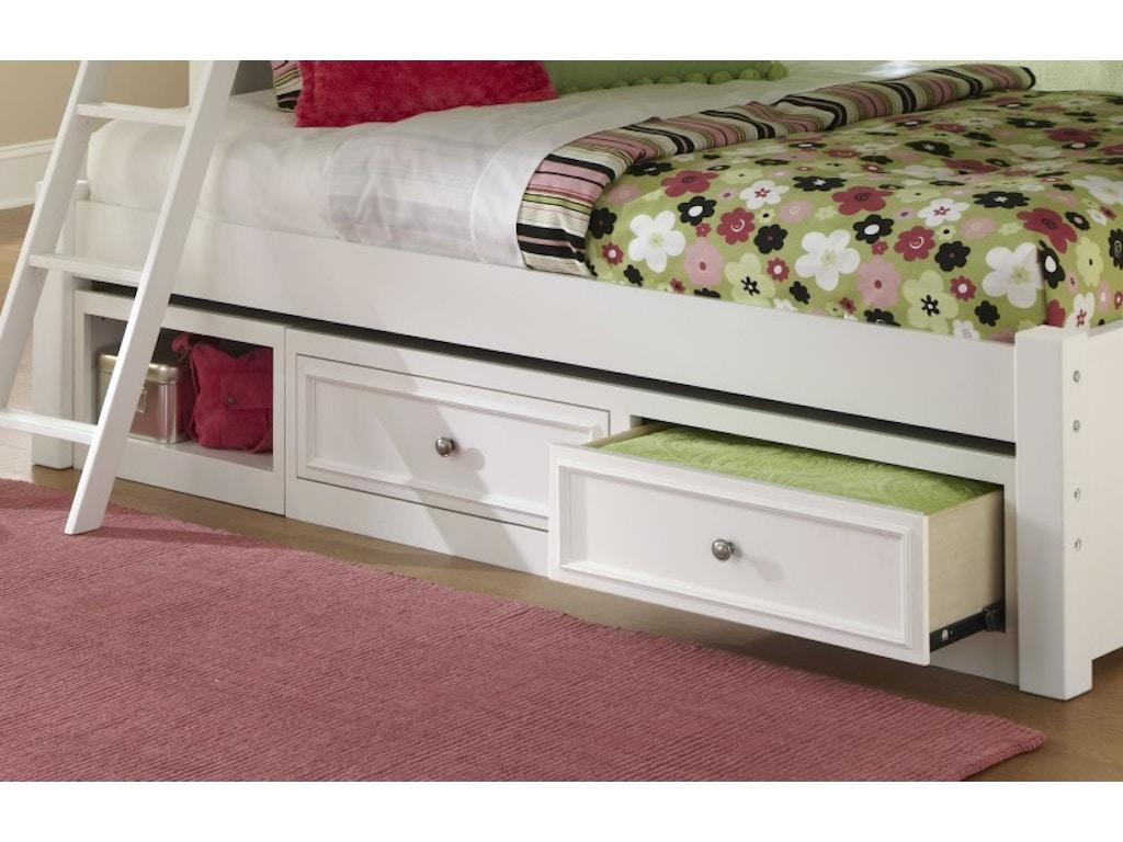 Legacy Classic Furniture Madison Under Bed Storage Unit 458596 Talsma Furniture Hudsonville