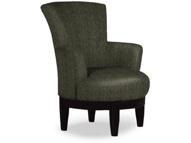 Best Home Furnishings Swivel Chair in Ebony 378451