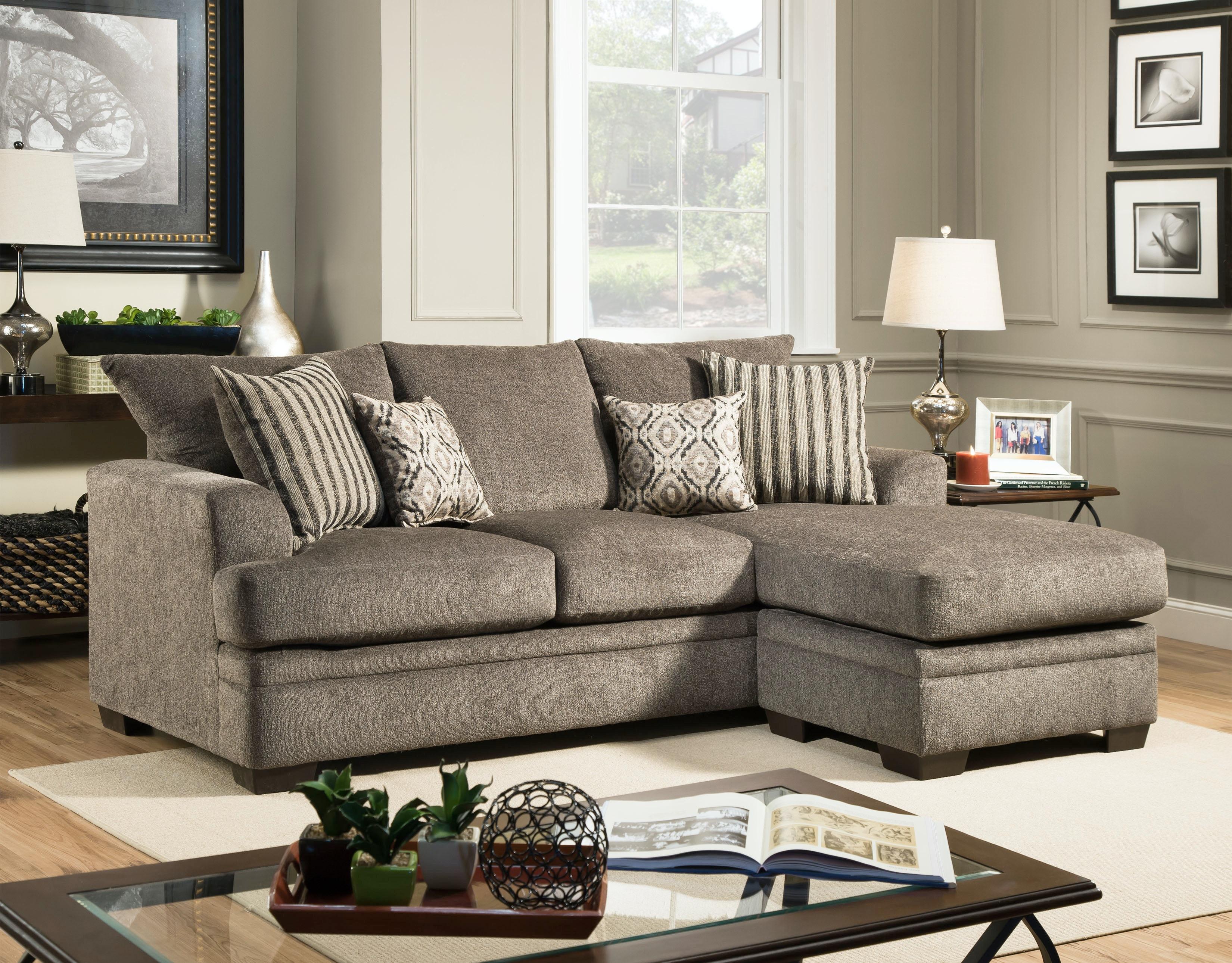 Etonnant American Furniture Chaise Sofa 817266 At Talsma Furniture