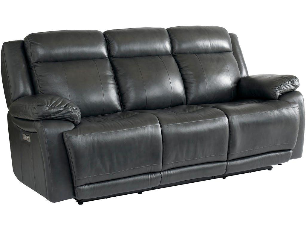 Picture of: Bassett Evo Power Reclining Sofa 846151 Talsma Furniture Hudsonville Holland Byron Center