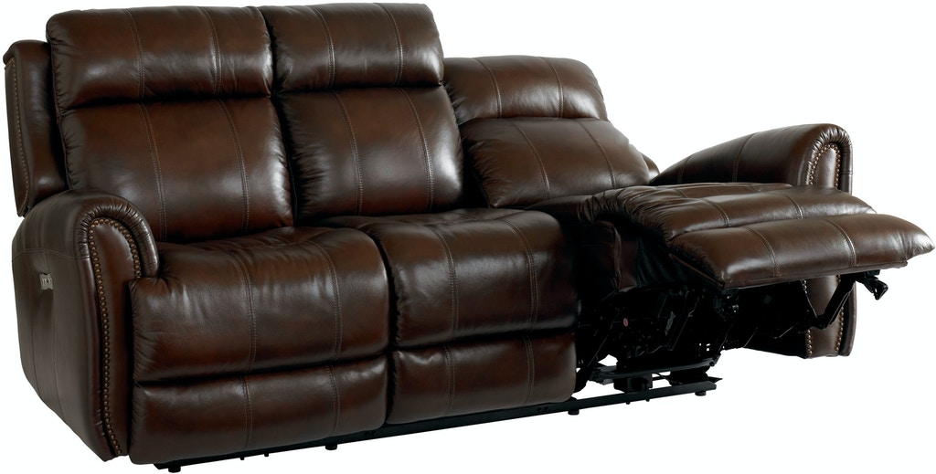 Bassett Marquee Power Reclining Sofa 742050 Talsma