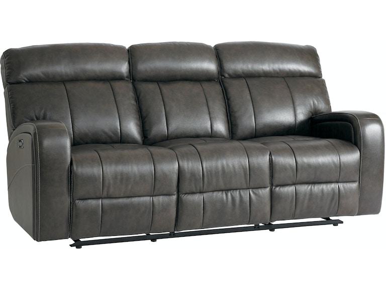 Bassett Beaumont Power Reclining Sofa 742062 - Talsma Furniture ...