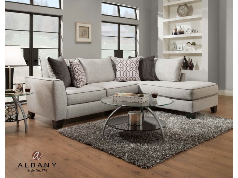 Chaise Sectional