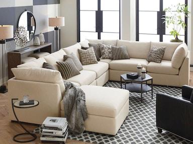 Bassett Living Room Sectionals - Talsma Furniture ...
