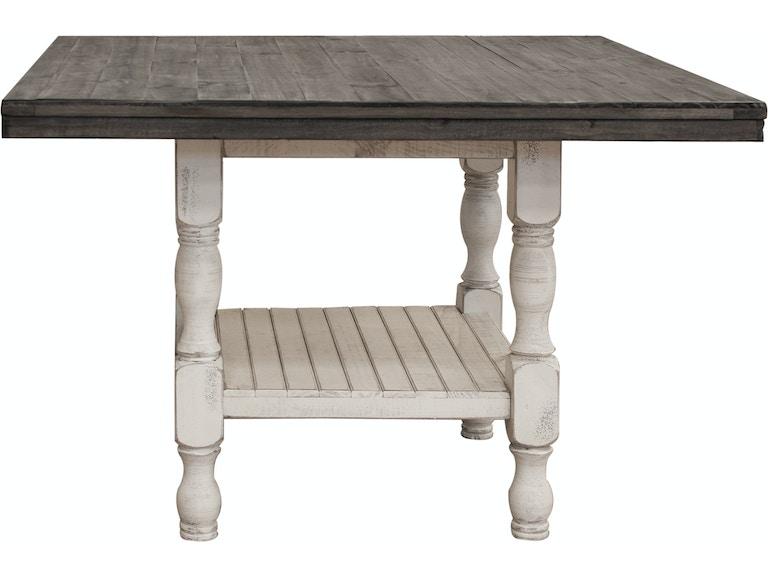 Stupendous Square Counter Table Machost Co Dining Chair Design Ideas Machostcouk