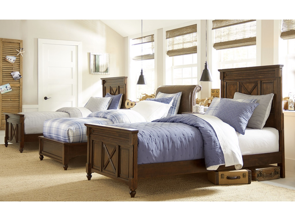 Legacy Bedroom Furniture Legacy Classic Furniture Big Sur Twin Bed 567851 Talsma