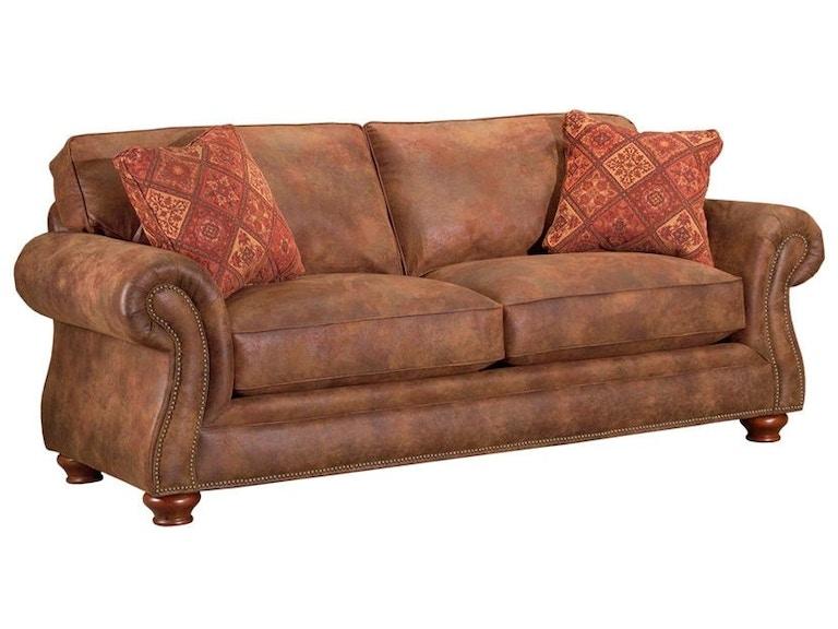 Broyhill Laramie Sofa With Pillows 33907 Talsma Furniture Hudsonville Holland Byron Center