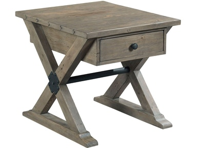 Hammary Reclamation Place Rectangular Cocktail Table