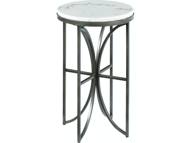 Hammary Impact Small Round Accent Table 679859