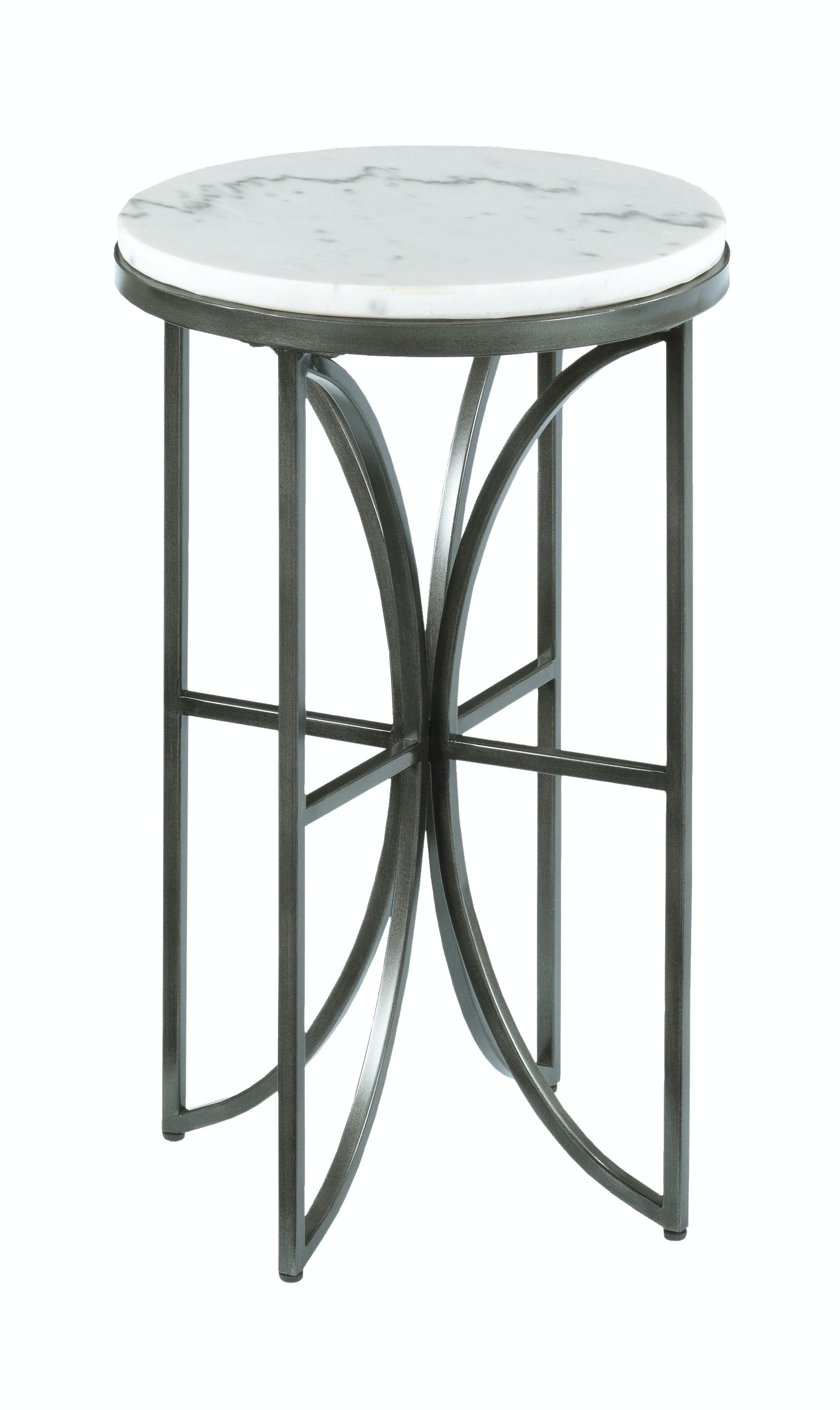 Hammary Impact Small Round Accent Table 576 917